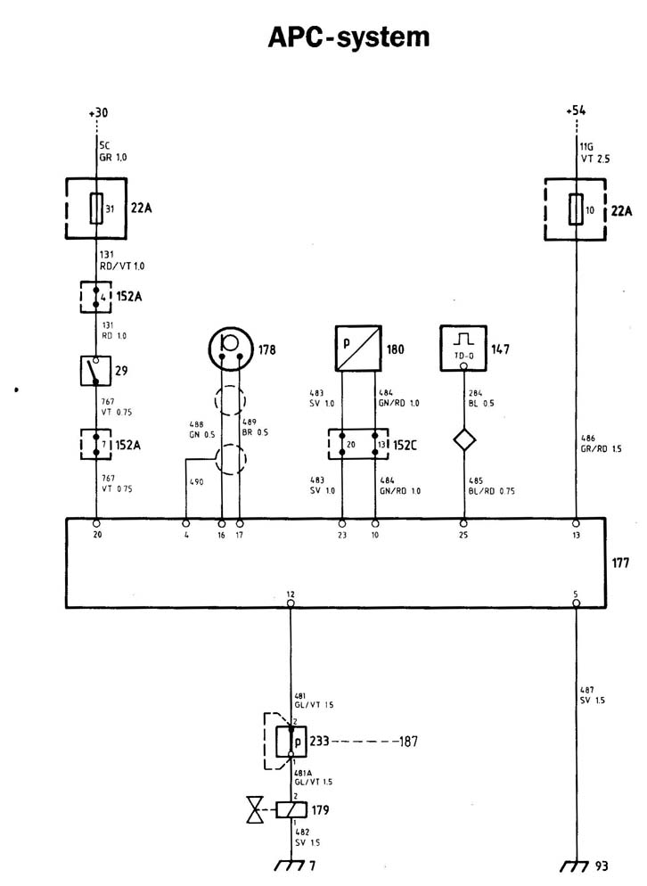 apc wiring diagram   18 wiring diagram images